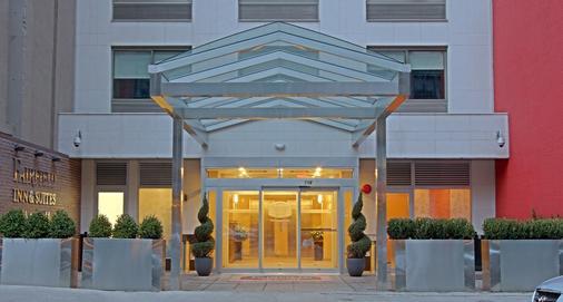 纽约曼哈顿/切尔西Fairfield Inn & Suites酒店 - 纽约 - 建筑