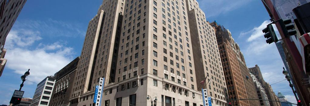 纽约人酒店 - 纽约 - 建筑