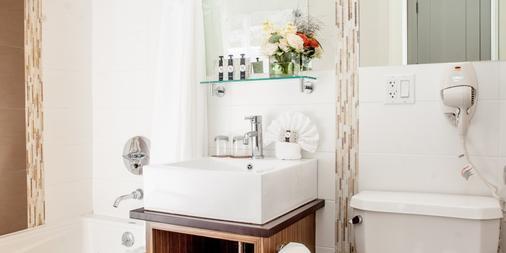 布鲁克林秃鹰酒店 - 布鲁克林 - 浴室
