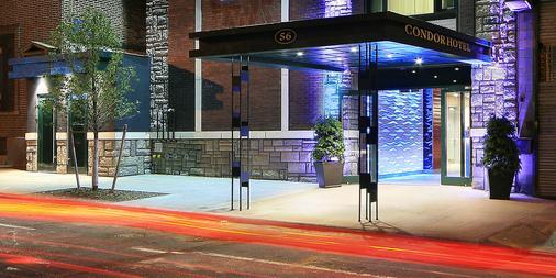 布鲁克林秃鹰酒店 - 布鲁克林 - 建筑