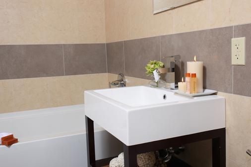 潘特广场酒店 - 布鲁克林 - 浴室