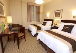 潘特广场酒店 - 布鲁克林 - 睡房