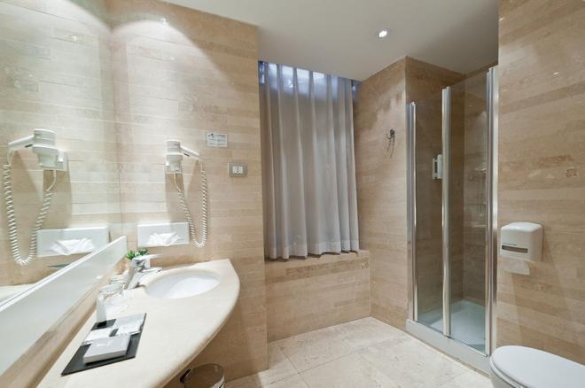罗马怀特酒店 - 罗马 - 浴室