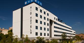 H10罗马城市酒店 - 罗马 - 建筑