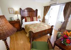 花园酒店 - 基韦斯特 - 睡房