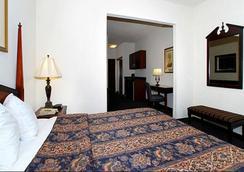 品质爱国者套房酒店 - 芒特普莱森特(南卡罗来纳州) - 睡房