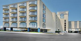 椰子玛洛丽尔卢度假酒店 - 大洋城 - 建筑