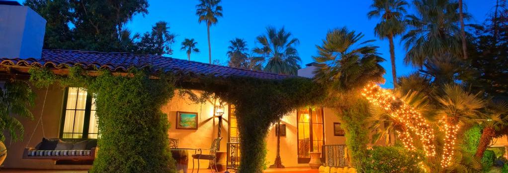 Ingleside Inn - Palm Springs - 建筑