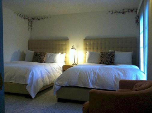 地中海度假村酒店 - 棕榈泉 - 睡房