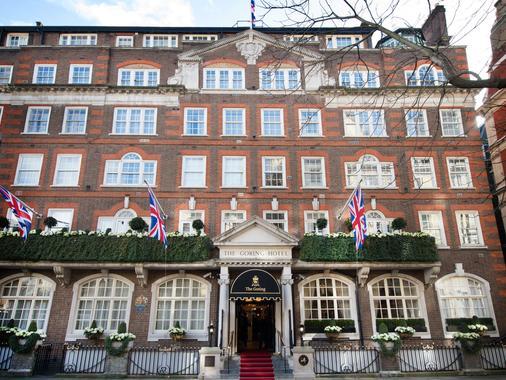 哥陵酒店 - 伦敦 - 建筑