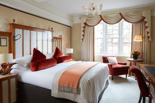 哥陵酒店 - 伦敦 - 睡房