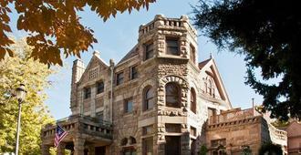 马恩城堡住宿加早餐酒店 - 丹佛 - 建筑