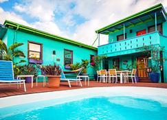凯富酒店 - 圣约翰 - 游泳池
