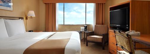 太空针塔西雅图旅游宾馆 - 西雅图 - 睡房
