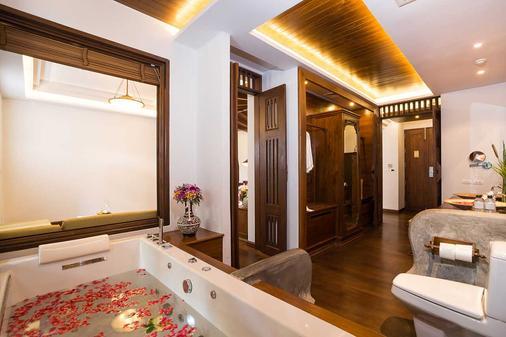 皇家芒苏梅别墅酒店 - 苏梅岛 - 浴室