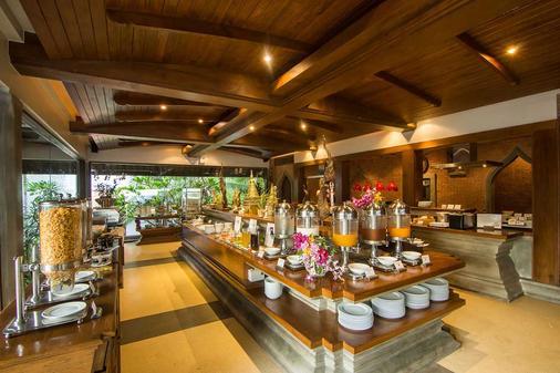 皇家芒苏梅别墅酒店 - 苏梅岛 - 自助餐