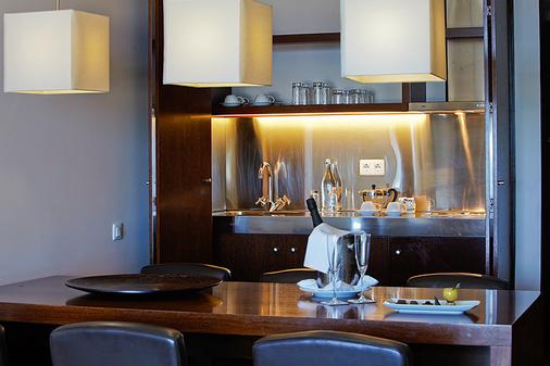 阿特兰提克拉斐尔酒店 - 阿尔布费拉 - 厨房