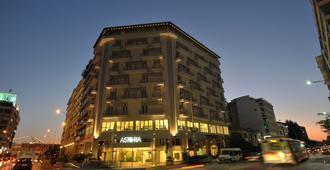 阿斯托利亚酒店 - 塞萨洛尼基 - 建筑