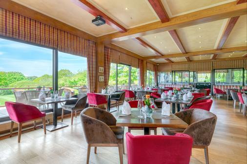 蒂门多弗施特兰高尔夫球场康体中心度假酒店 - 蒂门多弗施特兰德 - 自助餐