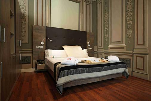 歌剧花园佩特宫酒店 - 巴塞罗那 - 睡房