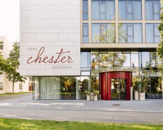 切斯特酒店 - 海德堡 - 建筑