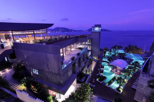 卡利马度假村及水疗中心 - 芭东 - 建筑