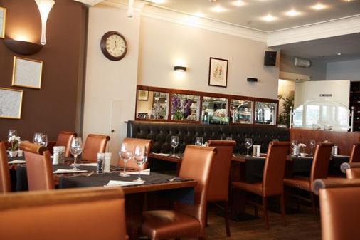 艾姆巴萨德洛酒店 - 奥斯坦德 - 餐馆