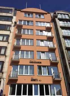 艾姆巴萨德洛酒店 - 奥斯坦德 - 建筑