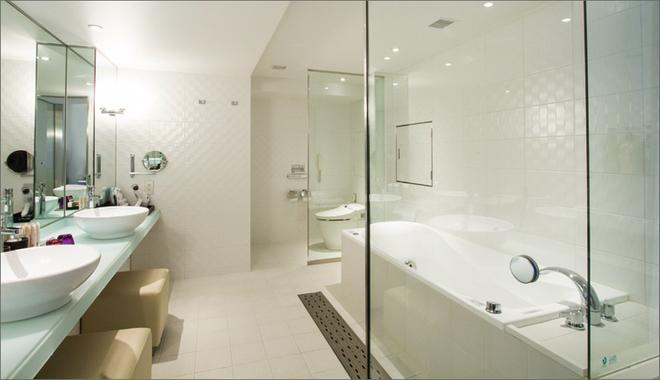 大阪克罗斯酒店 - 大阪 - 浴室