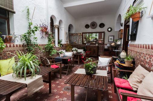 老修道院酒店 - 科尔多瓦 - 餐馆