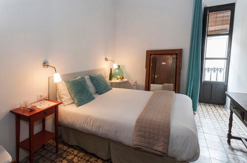 老修道院酒店 - 科尔多瓦 - 睡房