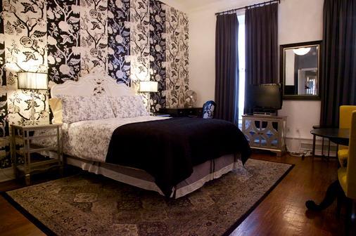 纽约艺术大厦酒店 - 纽约 - 睡房