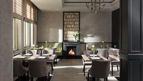 茵普莱思雅酒店 - 格但斯克 - 餐馆