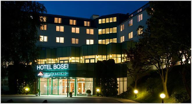 维也纳波塞奥地利时尚酒店 - 维也纳 - 建筑