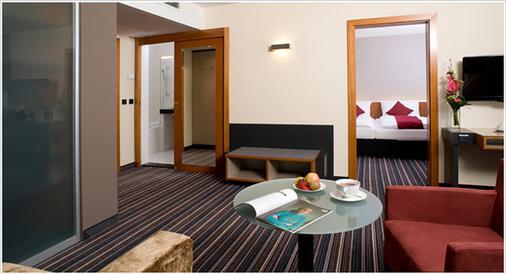 维也纳波塞奥地利时尚酒店 - 维也纳 - 睡房