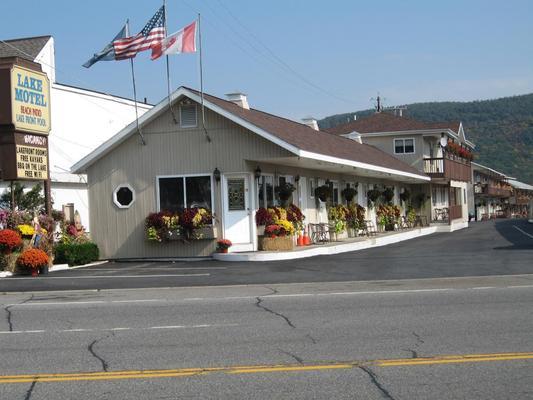 The Lake Motel - 乔治湖 - 建筑