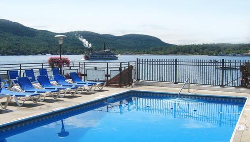 湖泊汽车旅馆 - 乔治湖 - 游泳池