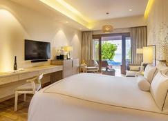 马尔代夫莉莉海滩度假村 - 胡瓦亨德胡 - 睡房
