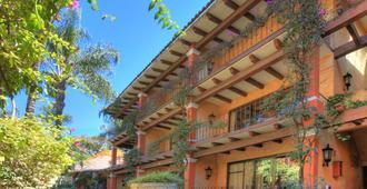 霍斯特里亚拉斯昆塔斯Spa及酒店 - 库埃纳瓦卡 - 建筑
