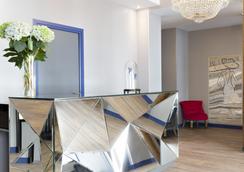 Hotel Mademoiselle - 巴黎 - 大厅