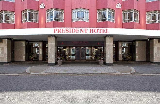 伦敦总统酒店 - 伦敦 - 建筑