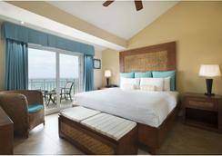 迪维镇高尔夫海滩度假村 - 奥腊涅斯塔德 - 睡房