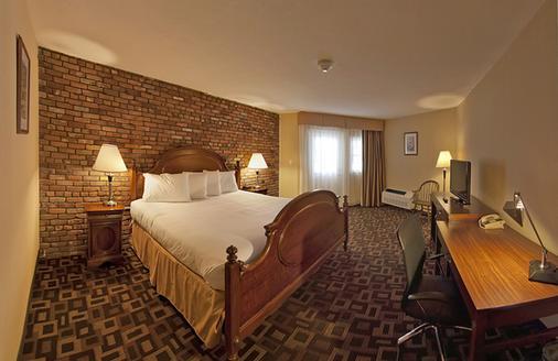 科提纳度假酒店 - 基灵顿 - 睡房