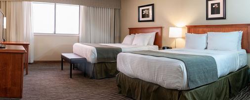 弗农尊贵酒店 - 弗农 - 睡房