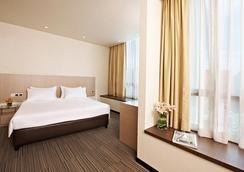 新加坡劳明达寰庭商旅酒店 - 新加坡 - 睡房
