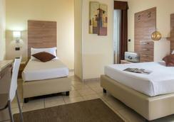 多米狄尔酒店 - 罗马 - 睡房