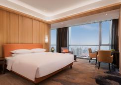 上海五角场凯悦酒店 - 上海 - 睡房