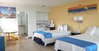 金银岛金沙酒店 - 金银岛 - 睡房