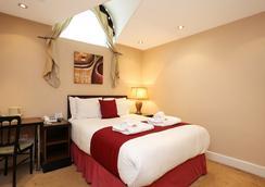 伦敦爱丽舍酒店 - 伦敦 - 睡房