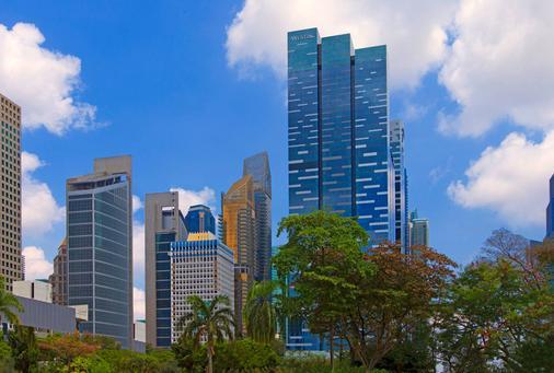 新加坡威斯汀酒店 - 新加坡 - 建筑